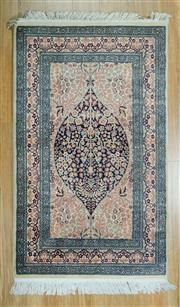 Sale 8625C - Lot 27 - Pak Persian Tabriz 157cm x 94cm