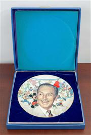 Sale 8774A - Lot 73 - A Disney Original limited edition to commemorate the 85th anniversary of Walter Elias Disney in a fitted box
