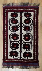 Sale 8576C - Lot 54 - Persian Somak 146cm x 84cm