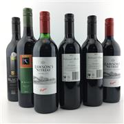 Sale 8553W - Lot 86 - 6x Assorted Wines including Penfolds & McGuigan