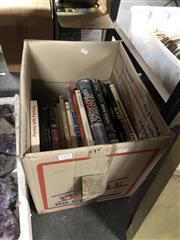 Sale 8819 - Lot 2335 - Box of Books incl Bucquoye & Van Den Storm Forms with Fantasy 2007 Stitching Kunstboek bvba