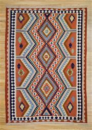 Sale 8576C - Lot 55 - Turkish Kilim 283cm x 197cm
