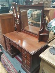 Sale 8676 - Lot 1007 - Victorian Mirrored Back Dresser