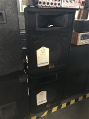 Sale 8819 - Lot 2238 - Pair of Wharfedale Pro Speakers