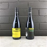 Sale 8970W - Lot 29 - 2x 2018 Whistler Wines, Barossa Valley - Shiver Down My Spine Shiraz & Get In My Belly Grenache