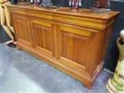 Sale 8545 - Lot 1005 - Modern Timber Sideboard