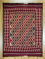 Sale 8625C - Lot 30 - Persian Somak 187cm x 135cm