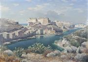 Sale 8764 - Lot 593 - Charles Brooke Farrar (1899 - 1979) - Israel, 1957 66 x 93cm