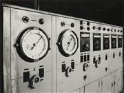 Sale 8592A - Lot 5092 - Max Dupain (1911 - 1992) - Heat Treatment Machine 18 x 23.5cm