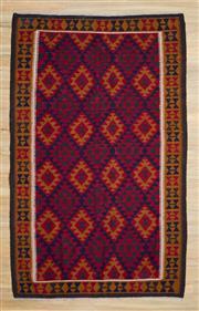 Sale 8576C - Lot 57 - Persian Kilim 249cm x 155cm