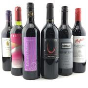 Sale 8553W - Lot 54 - 6x Assorted Wines including Penfolds & Chapel Hill