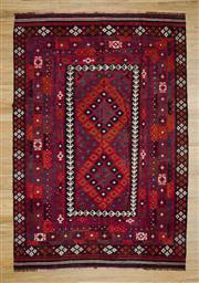 Sale 8576C - Lot 58 - Persian Kilim 291cm x 196cm