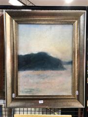 Sale 8779 - Lot 2024 - Unknown Artist - Dusk, 59 x 48cm (frame size), unsigned
