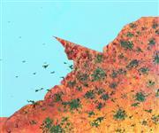 Sale 8839A - Lot 5026 - Matthew Simmons (1976 - ) - The Pilbara, 2008 102 x 122cm