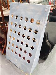 Sale 8863 - Lot 1012 - Vintage Timber Display Stand