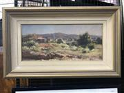 Sale 9024 - Lot 2001 - Kasey Sealy (1961 - ) Summer Light, Sofala oil on canvas on board, 84 x 51cm (frame)