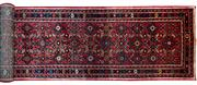 Sale 8290A - Lot 16 - Persian Hussinabad 392cm x 82cm RRP $1200