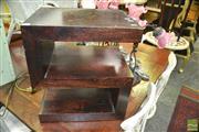 Sale 8431 - Lot 1049 - S Form Side Table