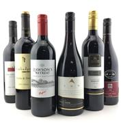 Sale 8553W - Lot 3 - 6x Assorted Wines including Penfolds & Chain of Ponds