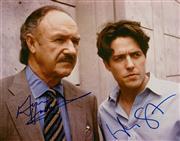 Sale 8834A - Lot 5100 - Hugh Grant & Gene Hackman