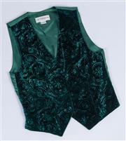 Sale 8926H - Lot 53 - An emerald Liz Claiborne Collection waistcoat, size 8