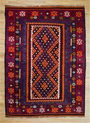 Sale 8576C - Lot 60 - Persian Kilim 285cn x 200cm