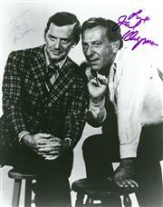 Sale 8635A - Lot 5041 - Jack Klugman & Tony Randall