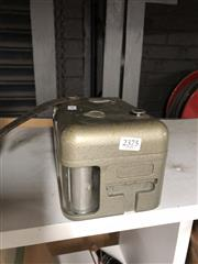 Sale 8819 - Lot 2375 - S.T.B. Portable Timer, Key in office
