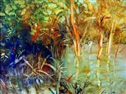 Sale 8839A - Lot 5027 - William Boissevain (1927 - ) - Reflections 1973 58 x 79cm