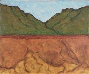 Sale 8870 - Lot 2060 - Carol Dance - Australias Good Soil 66 x 80cm