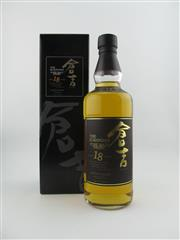 Sale 8423 - Lot 620 - 1x Matsui Whisky 18YO The Kurayoshi Distillery Pure Malt Japanese Whisky - 50% ABV, 700ml in box