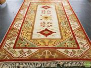 Sale 8507 - Lot 1097 - Turkish Hand Knotted Woollen Rug (290 x 202cm)