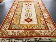 Sale 8515 - Lot 1051 - Turkish Hand Knotted Woollen Rug (290 x 202cm)