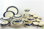 Sale 8581 - Lot 46 - Burleigh Ware Part Service
