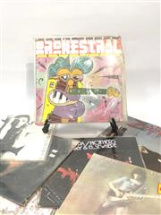 Sale 8715 - Lot 22 - Box Of Records Incl Frank Zappa And Prince (Approx 40 Records)