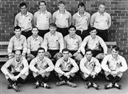 Sale 8754A - Lot 67 - Australia Rugby Union Team, 1966 - 22 x 30cm