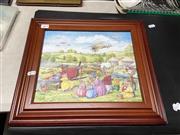 Sale 8906 - Lot 2074 - Decorative Print
