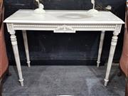 Sale 8934 - Lot 1006 - French Style Hall Table