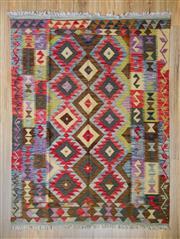 Sale 8576C - Lot 62 - Persian Kilim 192cm x 145cm