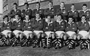 Sale 8754A - Lot 68 - Australia Rugby Union Team, 1966 - 22 x 29cm