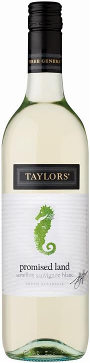 Sale 8528W - Lot 29 - 6x 2017 Taylors The Promised Land Semillon Sauvignon Blanc. A refreshing wine with zesty green apple and tropical fruit flavours...