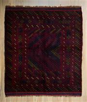Sale 8566C - Lot 42 - Persian Baluchi 120cm x 110cm