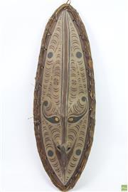 Sale 8635W - Lot 71 - Sepik River Cultural Mask