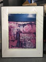 Sale 8652A - Lot 5006 - Jan Neil - Interior I, 1994 47.5 x 46cm (frame: 85.5 x 70.5cm)