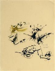 Sale 8773 - Lot 513 - John Peart (1945 - 2013) - Untitled #997, 1966 27.5 x 21.5