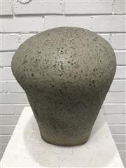 Sale 9092 - Lot 1064 - Ceramic glazed sculpture, makers mark to base (h:44cm)