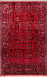 Sale 8307A - Lot 36 - Afghan Khal Mohamadi 190cm x 125cm RRP $800