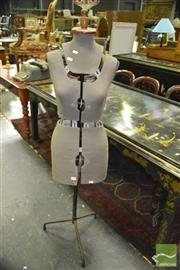 Sale 8386 - Lot 1015 - Dress Makers Dummy