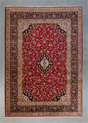 Sale 8480C - Lot 1 - Persian Kashan 240cm x 340cm