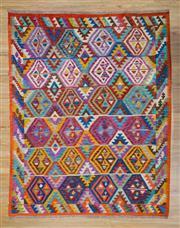 Sale 8576C - Lot 64 - Persian Kilim 252cm x 203cm